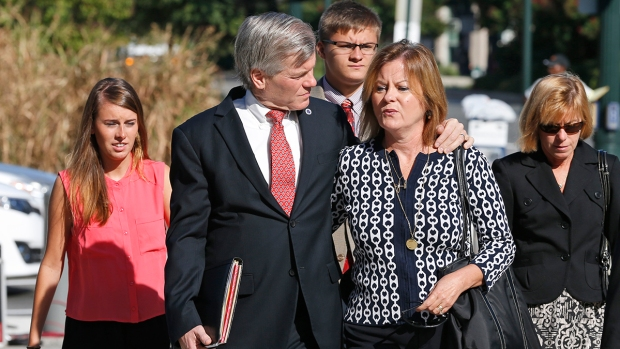 [NATL] The First Three Count Verdicts Revealed in McDonnell Trial