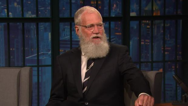 [NATL] 'Late Night': David Letterman Ordered Chinese Food While His Wife Was in Labor