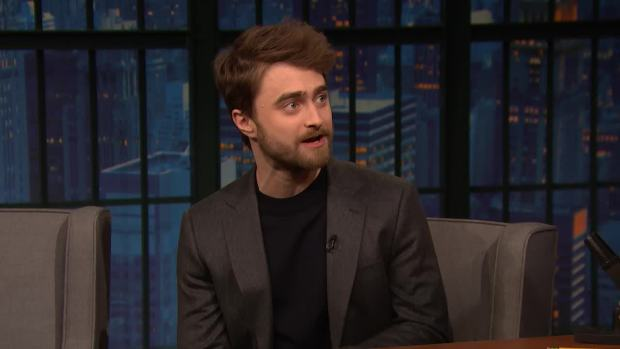 [NATL] 'Late Night': Daniel Radcliffe Hosts Thanksgiving for First Time