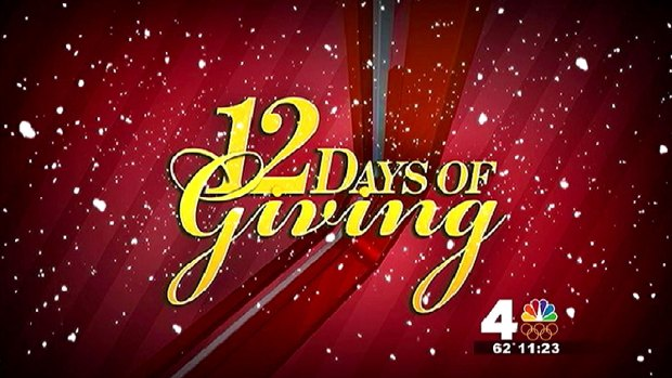12 Days of Giving: Learn More