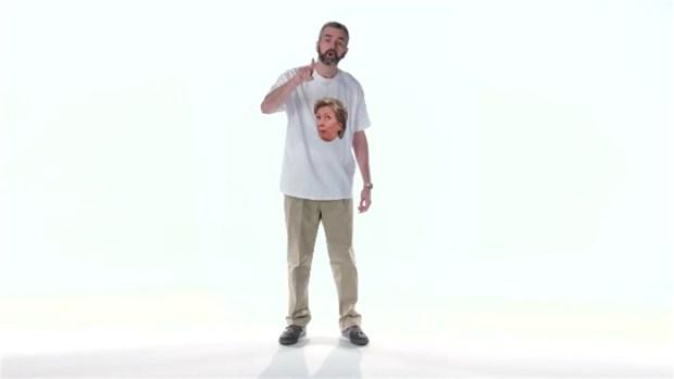 [NATL] 'Late Night' Parody Trump Ad Attacks Hillary Clinton