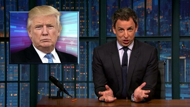 [NATL] 'Late Night': A Closer Look at Trump's Carrier Deal