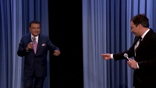'Tonight': Singing With Telemundo's Don Francisco