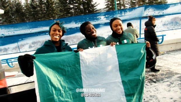 Nigerian Women's Bobsled Team Makes History by Qualifying for Winter Olympics