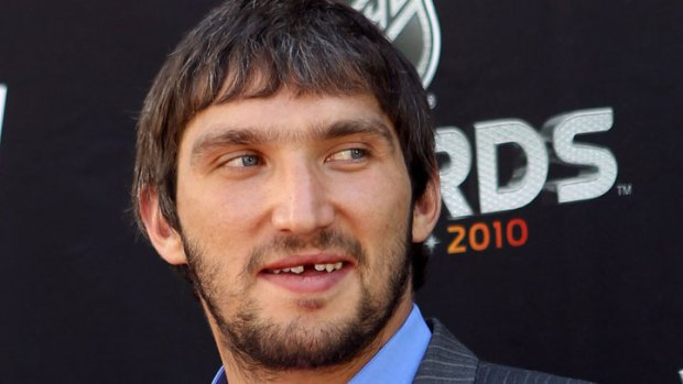 Ovechkin and Putin: Phone Pals