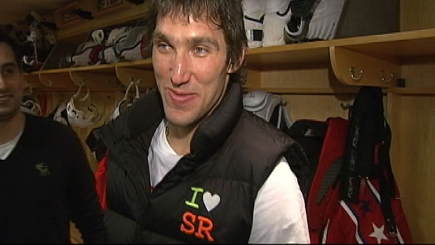 Ovi's Revealing Fashion Choice