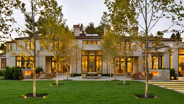[BAY] Open House: Paul Allen's $27 Million Silicon Valley Mansion