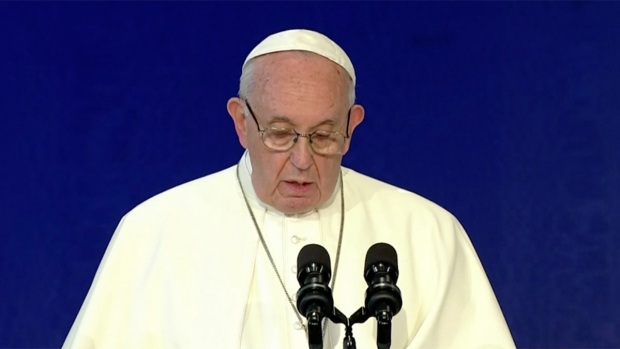 [NATL] Pope Shares Outrage at 'Repugnant' Crimes
