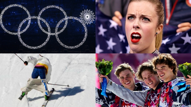 [NATL-SOCHI] Most Memorable Moments of the Sochi Olympics