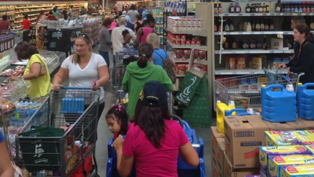 [DGO] Commissary Closures Hit Military Families