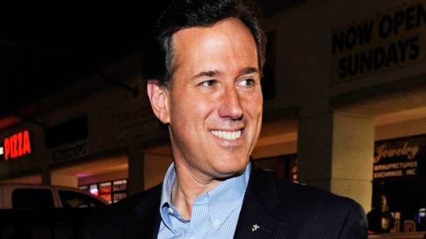 AM Read: Santorum Tops Obama in Va. Poll