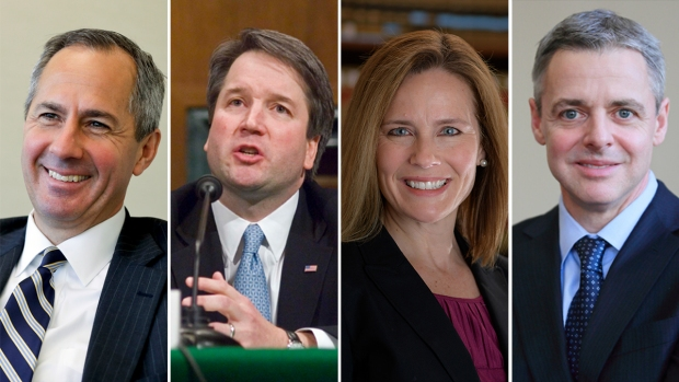 [NATL] Trump's Potential Supreme Court Nominees