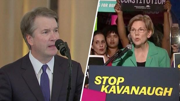 [NATL] Trump Nominates Brett Kavanaugh for Supreme Court as Senate Readies Over Confirmation Fight