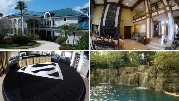 [NATL] Shaquille O'Neal's Mansion, Memorabilia, Up For Sale at $21M