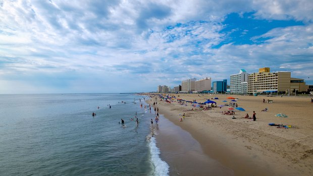 Top 10 Beaches Near the DC Area
