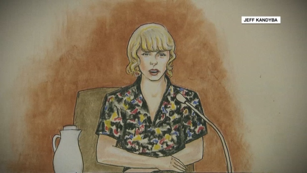 Jury Sides With Pop Star Taylor Swift in Groping Lawsuit