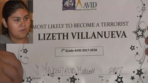 [NATL-DFW] Texas Teachers Proclaim Student 'Most Likely to Become a Terrorist'