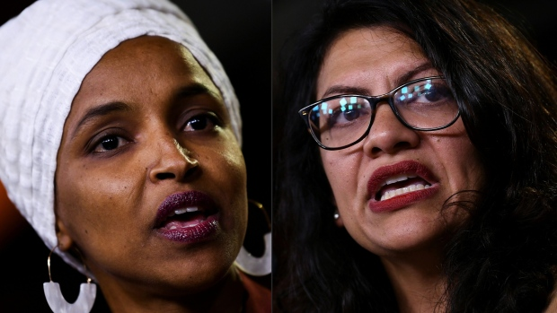 [NATL] Israel Will Bar Reps. Rashida Tlaib And Ilhan Omar From Entering The Country