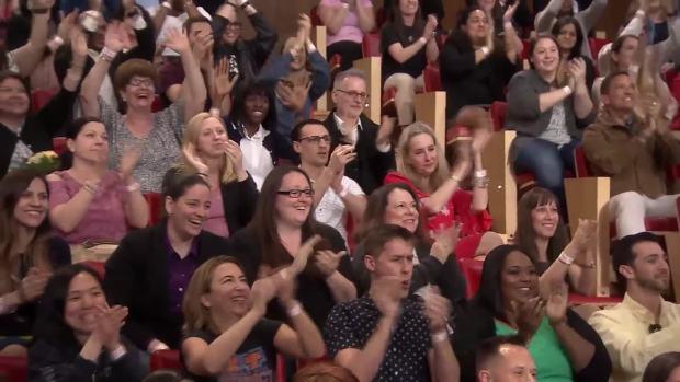 [NATL] 'Tonight': Jimmy Fallon Celebrates Teacher Appreciation Day with an Audience Full of NYC Teachers