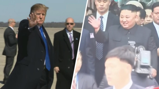[NATL] Trump to Arrive in Hanoi for US-N.Korea Summit