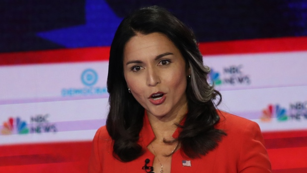 Everything Tulsi Gabbard Said During Night 1 of the Democratic Debate in Miami
