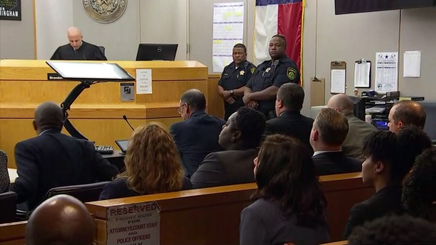 Police Officer Convicted of Murder Sentenced to 15 Years in Prison