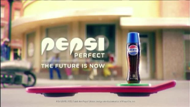 [NECN] Go 'Back to the Future' With Pepsi Perfect