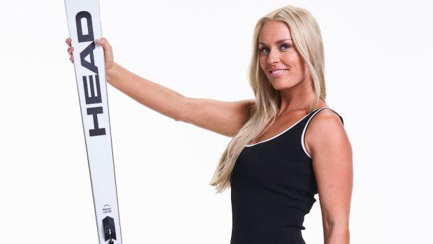 Model Olympian: Lindsey Vonn