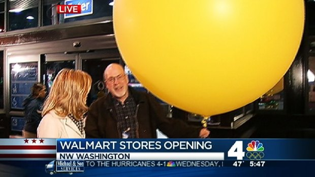 [DC] D.C.'s First Walmarts Open