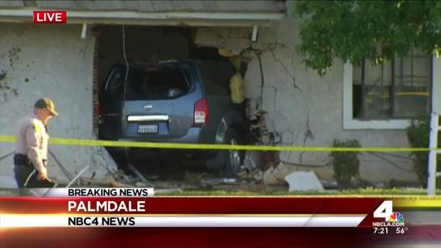 [LA] Teen Girl Killed in Apartment Complex Crash