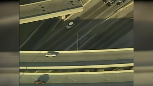 [LA] Archive: The O.J. Simpson Slow-Speed Chase