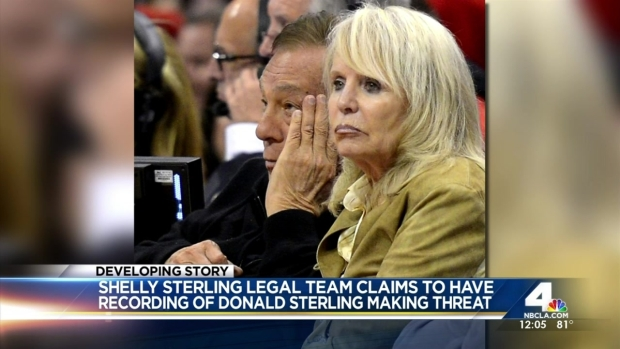 [LA] Shelly Sterling Request for Injunction Denied