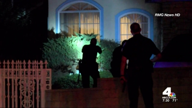 [LA] Home Invasion Victims Escape Robbers by Jumping Out Window