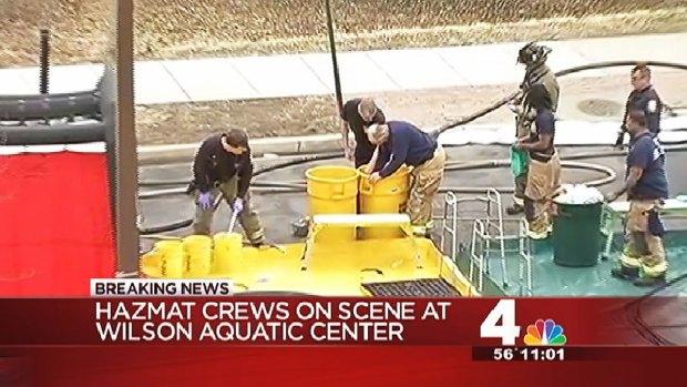 [DC] Chemical Spill Evacuates Wilson H.S.