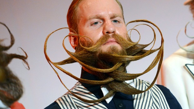 [AP] World Championship of Facial Hair
