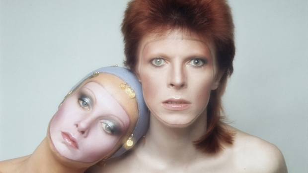 David Bowie Through the Years