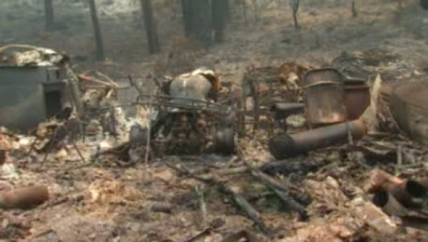 [BAY] San Jose Camp Burned in Rim Fire