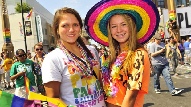 Gay Pride Parade 2012