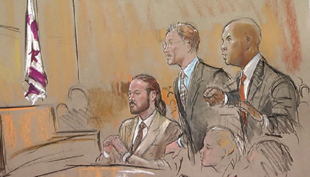 [DC] Defense Rests in Trial for Chris Brown's Bodyguard