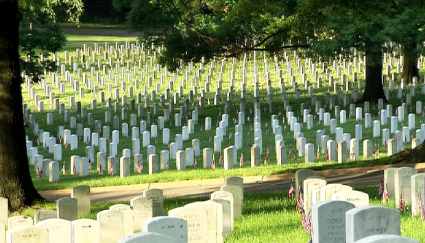 [DC] New App to Help Visitors Find Graves at Arlington Cemetery