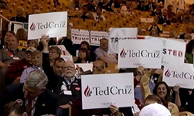 [DC] Virginia's Trump, Cruz Supporters in Political Battle