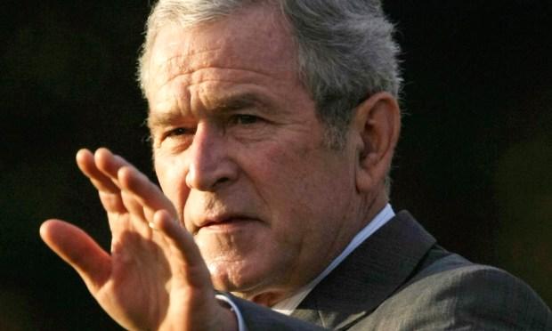 [NATL] Goodbye, Washington: A Look Back at the Bush Presidency