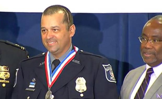 [DC] Officer Laboy Receives Valor Award for 2012 Incident