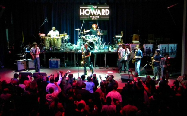 VIP Grand Opening Concert at Howard Theatre