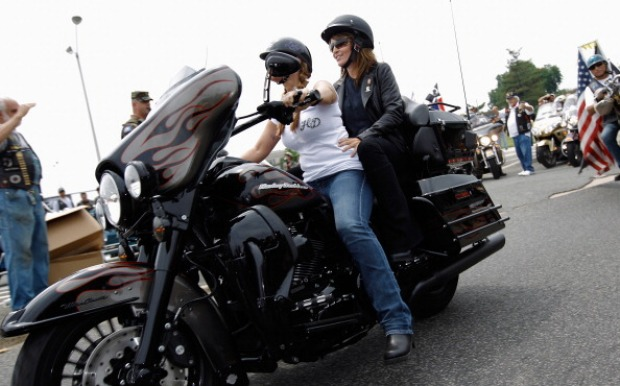Rolling Thunder Rides for Freedom