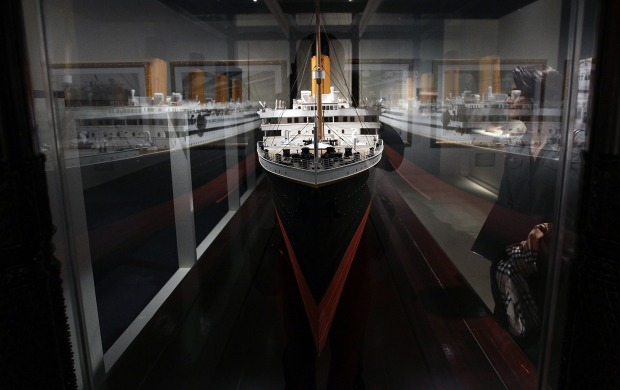 Inside 'Titanic: 100 Year Obsession' at the Nat Geo Museum