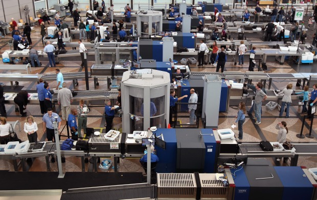 [DC] Airports Prepare for the TSA's Biggest Test Yet