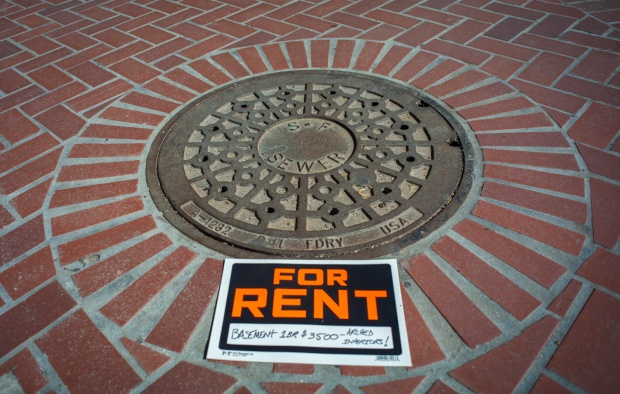 San Francisco: For Rent