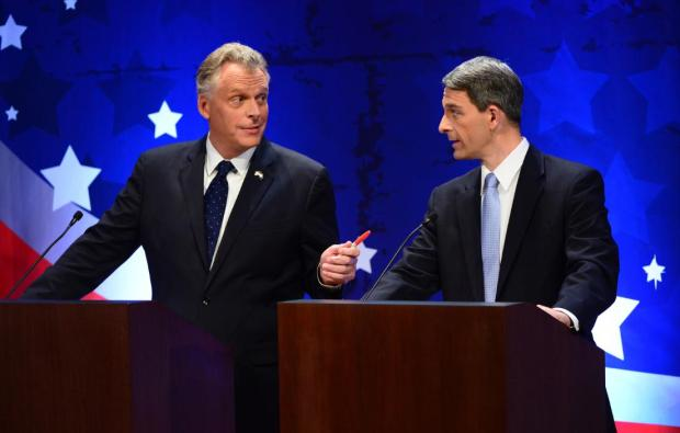 [DC] Va. Gov. Candidates Square Off in Debate