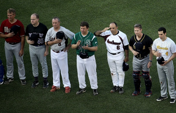Republicans, Dems Play Ball One Day After Shooting